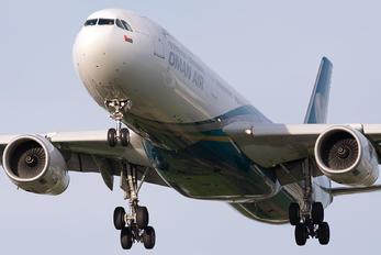 A40-DE - Oman Air Airbus A330-300