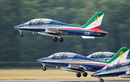 "1 - Italy - Air Force ""Frecce Tricolori"" Aermacchi MB-339-A/PAN aircraft"