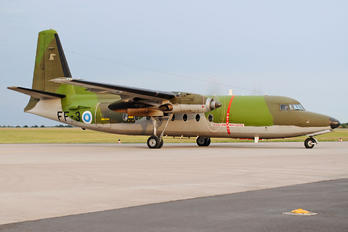 FF-3 - Finland - Air Force Fokker F27-400M Troopship