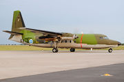 FF-3 - Finland - Air Force Fokker F27-400M Troopship aircraft