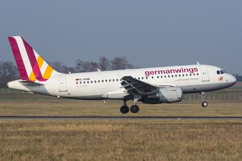 D-AKNR - Germanwings Airbus A319