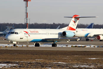 OE-LVO - Austrian Airlines/Arrows/Tyrolean Fokker 100