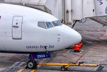 CP-2924 - Boliviana de Aviación - BoA Boeing 737-700