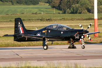 ZF342 - Royal Air Force Short 312 Tucano T.1