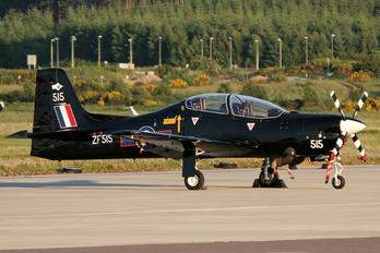 ZF515 - Royal Air Force Short 312 Tucano T.1