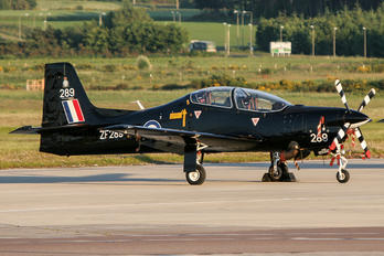 ZF289 - Royal Air Force Short 312 Tucano T.1