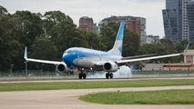LV-CSI - Aerolineas Argentinas Boeing 737-700 aircraft
