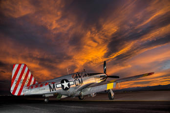 NL251M - Collings Foundation North American P-51C Mustang