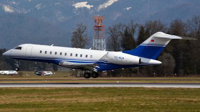 TC-MJA - MNG Jet Bombardier BD-700 Global 5000