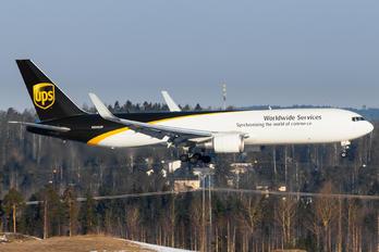 N342UP - UPS - United Parcel Service Boeing 767-300F