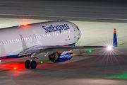 TC-SEN - SunExpress Boeing 737-800 aircraft