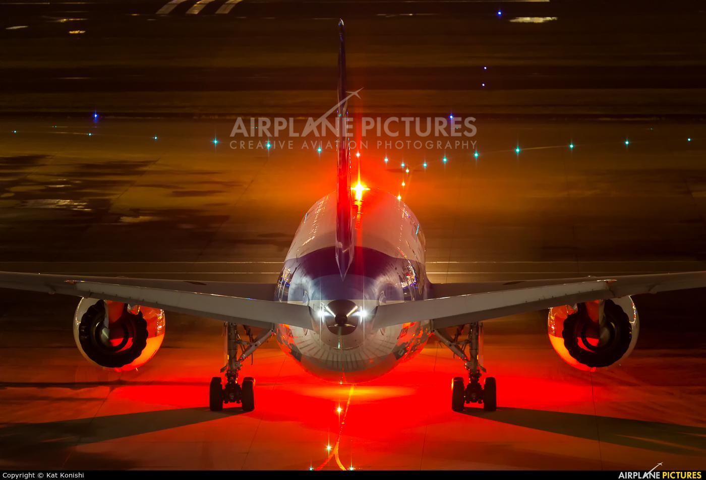 ANA - All Nippon Airways JA829A aircraft at Tokyo - Haneda Intl