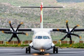 PR-AQX - TAP Express ATR 72 (all models)