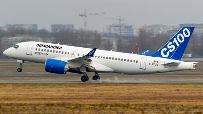 C-FFCO - Bombardier Bombardier BD-500 C Series 100