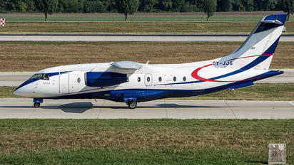 OY-JJG - Sun Air Dornier Do.328JET