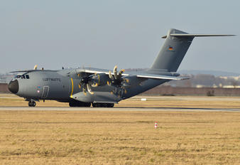 54-03 - Germany - Air Force Airbus A400M