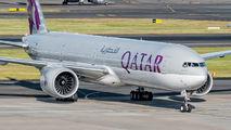 A7-BAN - Qatar Airways Boeing 777-300ER aircraft