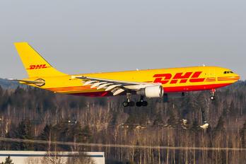 D-AEAG - DHL Cargo Airbus A300F