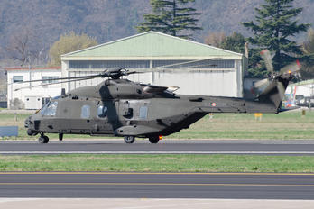 MM81523 - Italy - Army NH Industries NH-90 TTH