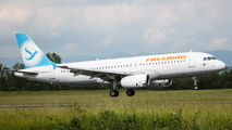 TC-FHE - FreeBird Airlines Airbus A320 aircraft