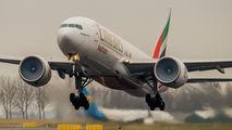 A6-EFE - Emirates Sky Cargo Boeing 777F aircraft