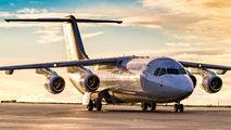 SE-DSR - Malmo Aviation British Aerospace BAe 146-300/Avro RJ100 aircraft