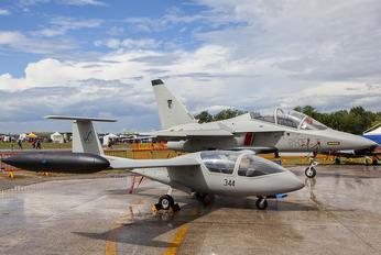 MM55153 - Italy - Air Force Leonardo- Finmeccanica M-346 Master/ Lavi/ Bielik