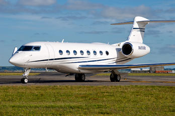 N650AB - Private Gulfstream Aerospace G650, G650ER