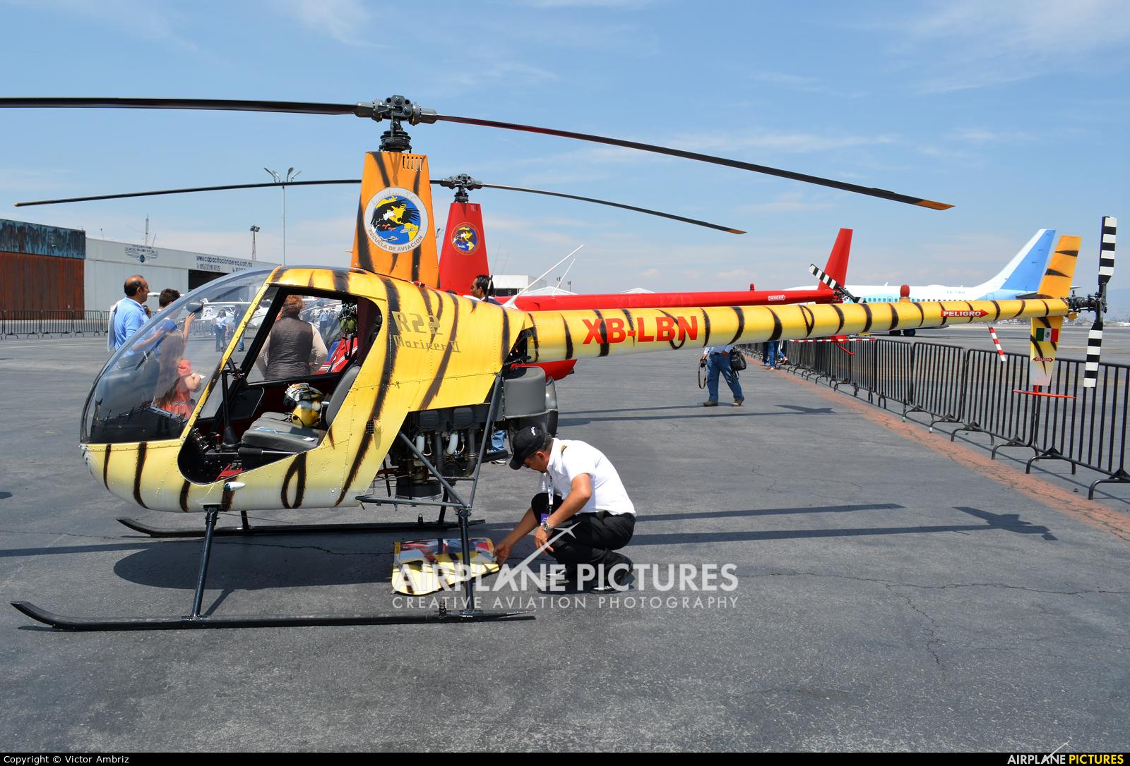 Aeroanahuac Escuela de Aviación XB-LBN aircraft at Toluca Intl
