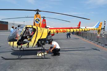 XB-LBN - Aeroanahuac Escuela de Aviación Robinson R22 Mariner
