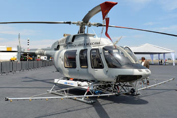 1300 - Mexico - Air Force Bell 407GXP