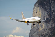 OY-JTE - Jet Time Boeing 737-300 aircraft