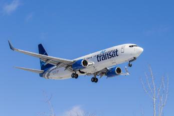 C-FTCZ - Air Transat Boeing 737-800