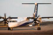 JA847A - ANA Wings de Havilland Canada DHC-8-400Q / Bombardier Q400 aircraft