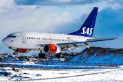 LN-RCW - SAS - Scandinavian Airlines Boeing 737-600 aircraft