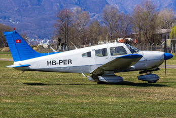 HB-PER - Private Piper PA-28 Archer