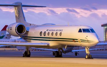 5N-FGS - Nigeria - Air Force Gulfstream Aerospace G-V, G-V-SP, G500, G550