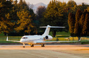 N900GX - Priester Aviation LLC Bombardier BD-700 Global 5000 aircraft