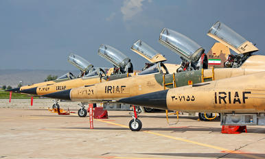 3-7159 - Iran - Islamic Republic Air Force Northrop F-5F Tiger II