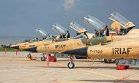 3-7159 - Iran - Islamic Republic Air Force Northrop F-5F Tiger II aircraft