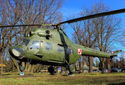 3727 - Poland - Army Mil Mi-2 aircraft