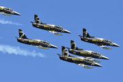 - - Breitling Jet Team Aero L-39C Albatros aircraft