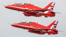 "XX232 - Royal Air Force ""Red Arrows"" British Aerospace Hawk T.1/ 1A aircraft"