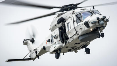 RN-02 - Belgium - Navy NH Industries NH90 NFH