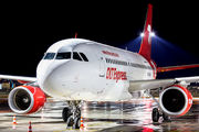 SP-IBA - OLT Express Airbus A319 aircraft