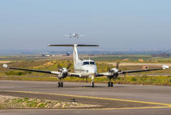 711 - Israel - Defence Force Beechcraft 200 King Air