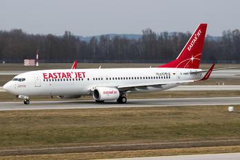 D-ABME - Eastar Jet Boeing 737-800