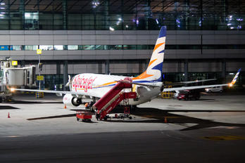 OK-TSF - SpiceJet Boeing 737-800