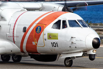 EC-KEK - Spain - Coast Guard Casa CN-235