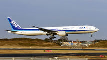 JA781A - ANA - All Nippon Airways Boeing 777-300ER aircraft